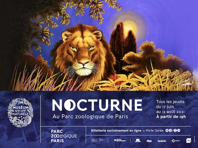 FAUNE ALFORT AUX NOCTURNES 2021